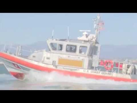Response Boat-Medium demonstration