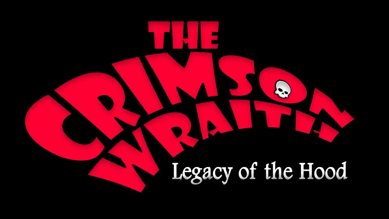 Book Trailer for The Crimson Wraith: Legacy of the Hood