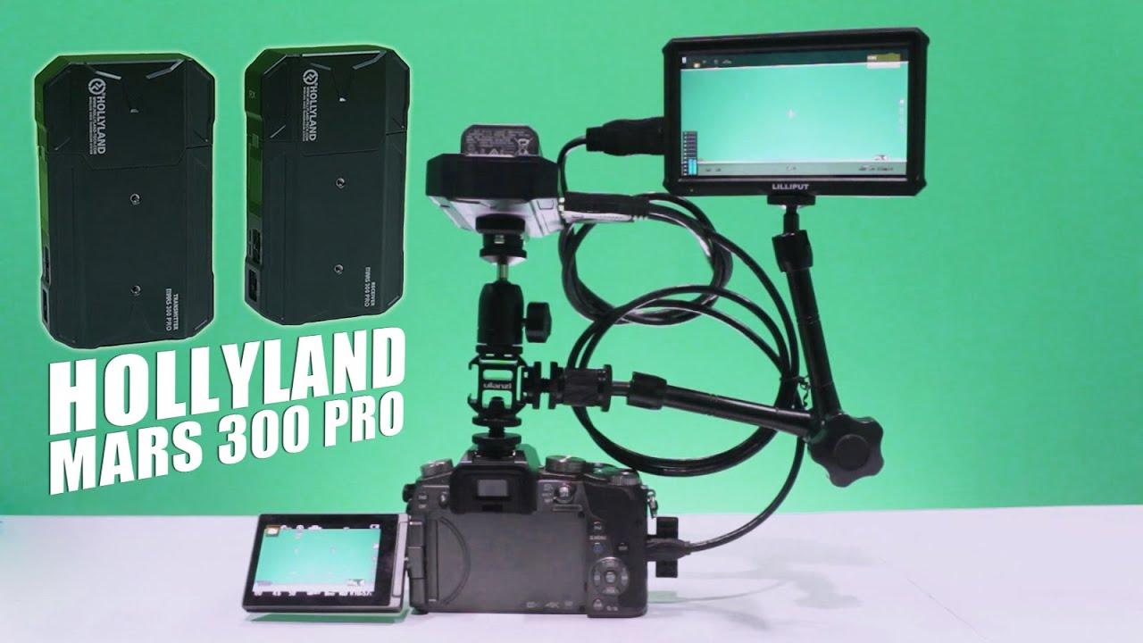 Alat Untuk Filmmakers - Hollyland Mars 300 Pro