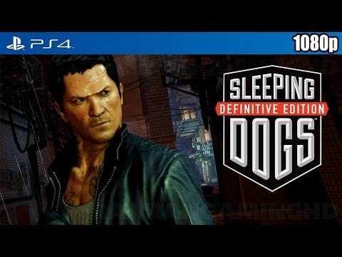 Sleeping Dogs: Definitive Edition (PS4) - First 60 Minutes Gameplay [1080p] TRUE-HD QUALITY thumbnail