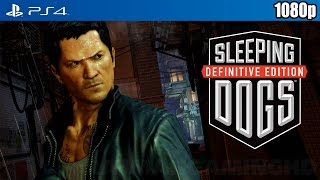 Sleeping Dogs: Definitive Edition (PS4) - First 60 Minutes Gameplay [1080p] TRUE-HD QUALITY