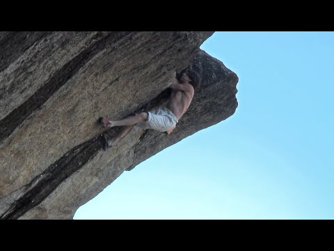 Climbing video – Dean potter First free Solo climb…