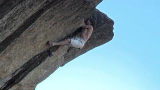 Dean Potter, First Free Solo of Heaven in Yosemite