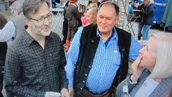 "Bares für Rares: Besuch bei ""Waldi"" Lehnertz + Detlev Kümmel im Eifel Antik Café 05-2018 NEU 4k"