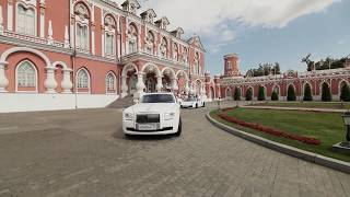 Красивое свадебное мероприятие Антона и Екатерины. Видеосъемка FeelGood