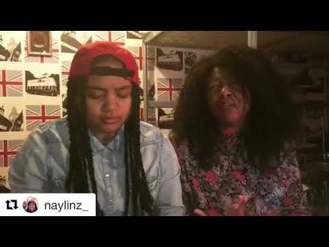 Dadju reine cover by naylinz et sa mère