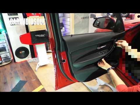 Alpine BMW F30 HiFi AUDiO UPGRADE CARAUDIOSOUL muzik sistemi  audio saund ses