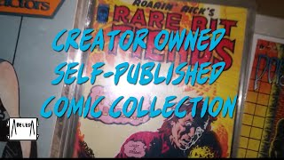 creator owned,self-published comic collection