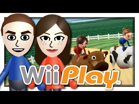 GUILLAUME VS KIM ! | WII PLAY CO-OP EPISODE 2 FR thumbnail