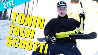 TONIN TALVI SCOOTTI VIDEO (2/12)