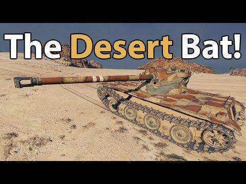 The Desert Bat - Bat Chat 12 - World of Tanks thumbnail