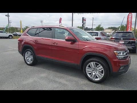 2019 Volkswagen Atlas Baltimore, Catonsville, Laurel, Silver Spring, Glen Burnie MD V90791