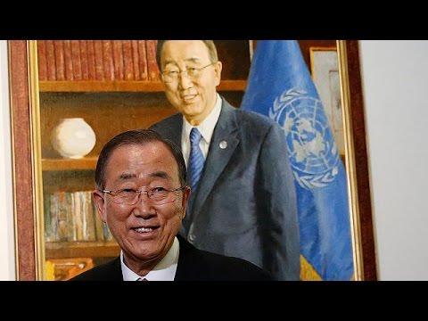 UN's Ban Ki-moon urges Israel not to 'diminish the chances for Arab-Israeli peace'