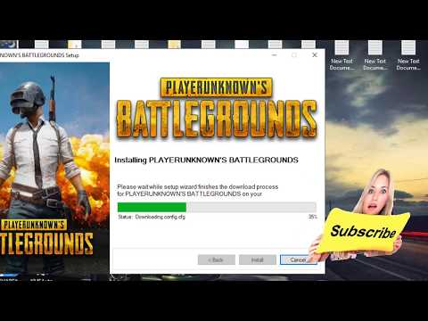 PUBG PC Download With License Key | And Gameplay Proof