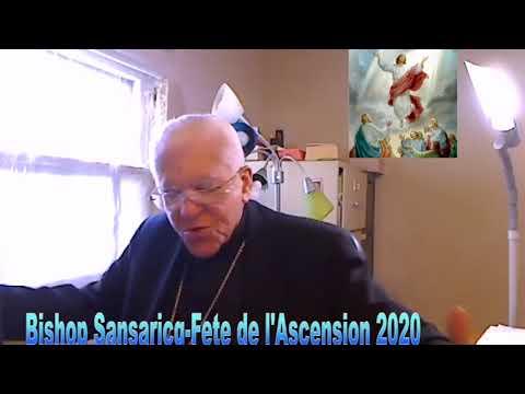 Bishop Sansaricq-Fete de L'Ascension