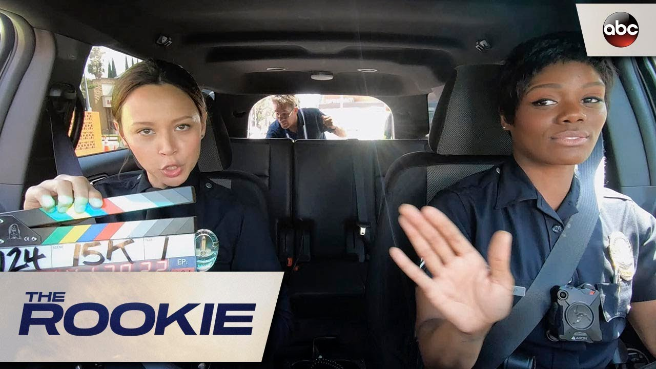 Download The Rookie Season 1 Bloopers