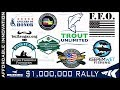 KastKing Million Dollar Rally for Fishing Organizations | $1,000,000 Rally