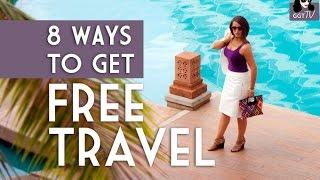 Ways to Get Free Travel