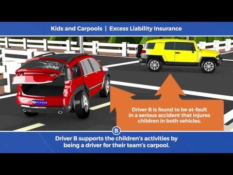 Car Insurance Tip Video: Drive for Your Kid's Carpool?