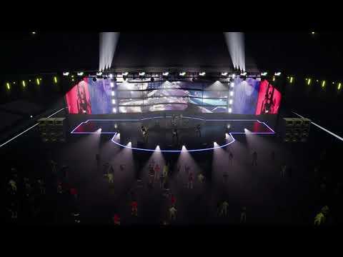 Unreal Engine DMX Lighting Metallica Concert