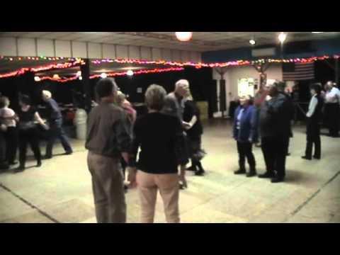 Traditional Square Dance - Ten Little Indians