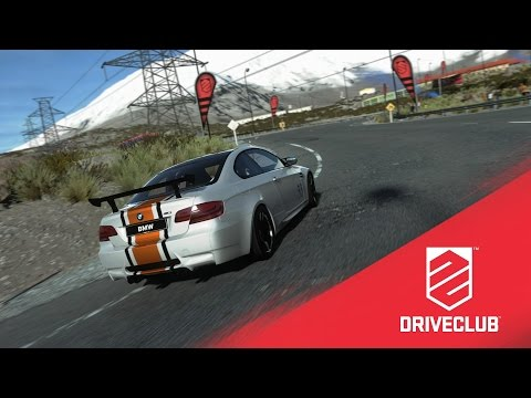 Driveclub Photo Mode Test (HUN) HD - PS4