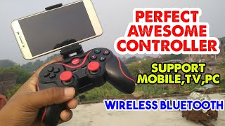 Best Gamepad For Android ||TV|| Computer || Wireless Bluetooth Controller  #BeGamer