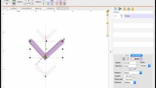 Simple video on how to digitize a snowflake in Embrilliance StitchArtist