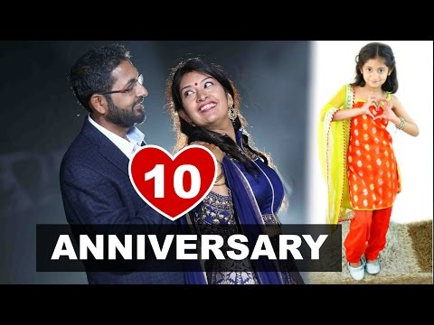 The 10th Anniversary Vlog | MyMissAnand