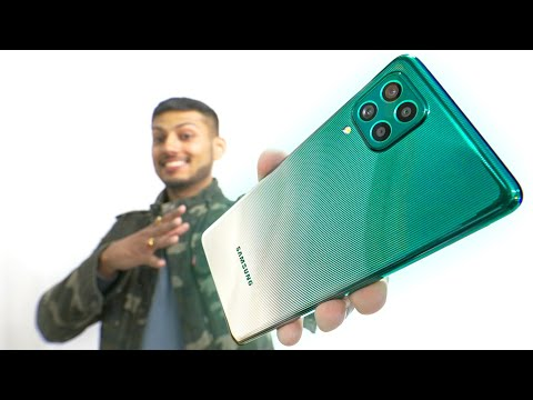 Samsung Galaxy F62 Unboxing and Review – New Flagship Killer ?