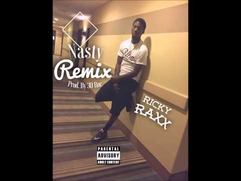 Ricky Raxx - Nasty Freestyle