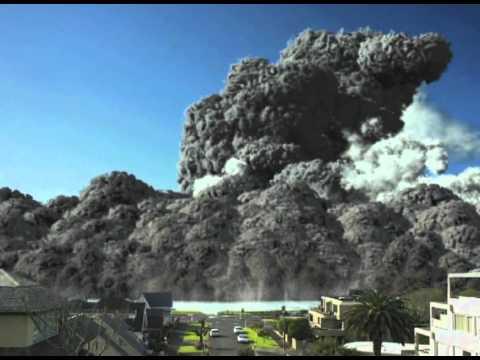 Aucklands Volcanic Hazards