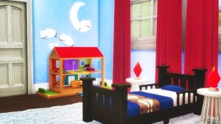 The Sims 4: Speed Build | Not So Berry Nursery