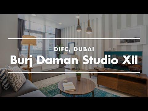 Dubai Apartment Tour | Furnished Apartment In Burj Daman DIFC, Dubai