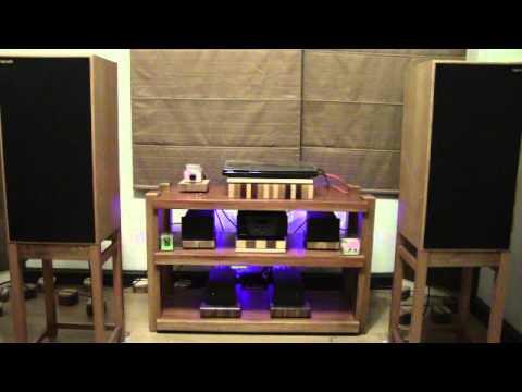 Cardas Listening Room Design