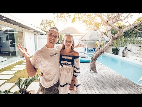 BALI LUXURY VILLA HOUSE TOUR | VLOG 130