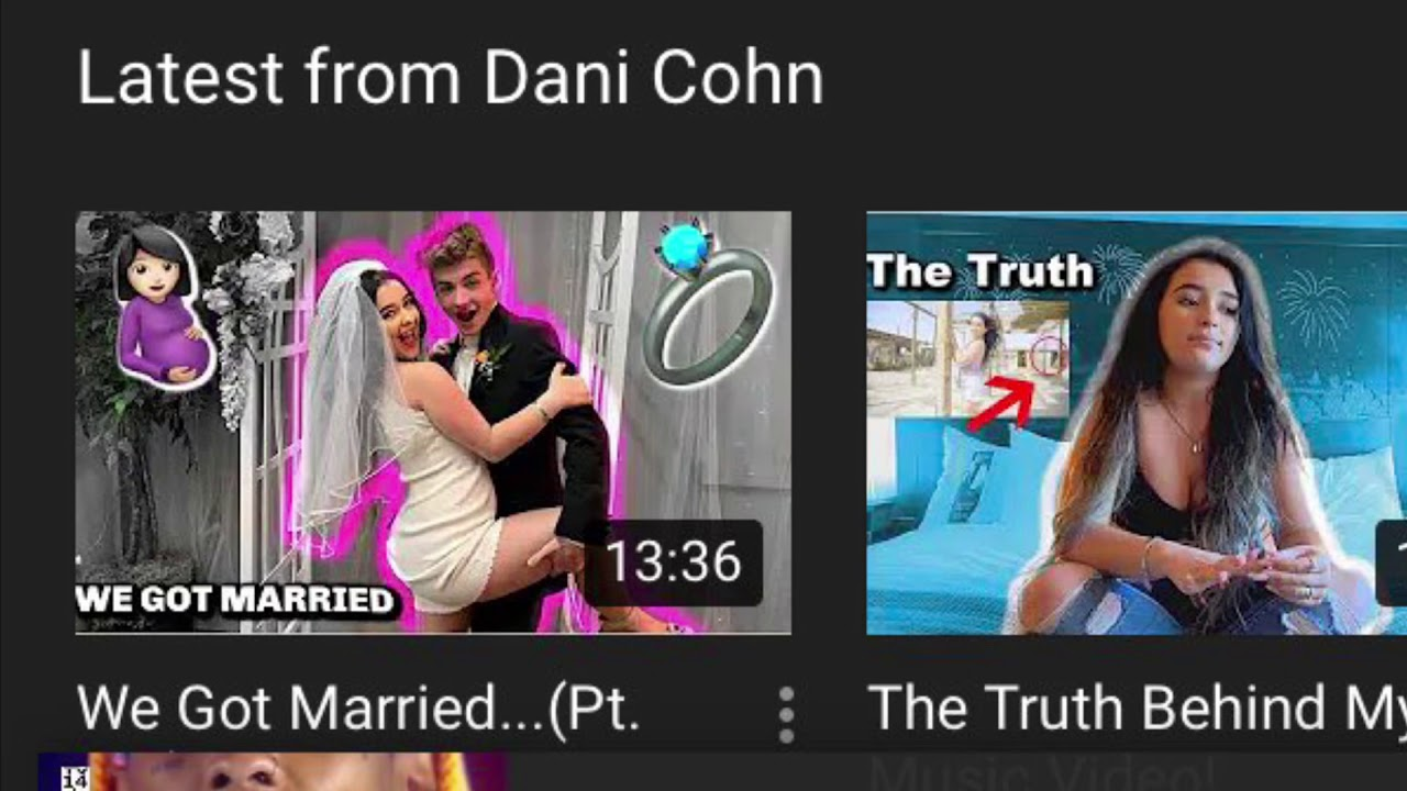 DANIELLE COHN IS LYING TO YOU AND HERES THE PROOF