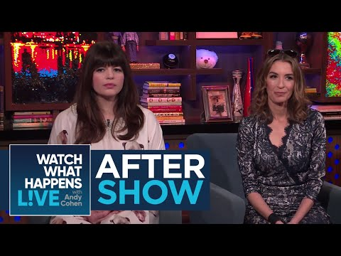 After : What Are Casey Wilson and Danielle Schneider's Favorite 'Housewives' Episodes?  WWHL