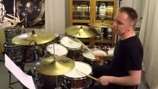 Steely Dan - Hey Nineteen (Drum cover) by Kai Jokiaho