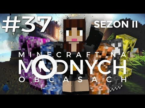 """Minecraft na """"modnych"""" obcasach Sezon II #37 – Niespodzianka dla Modnych Bohaterów"""