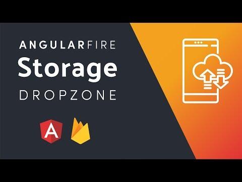 Upload Files from Angular to Firebase Storage - YouTube