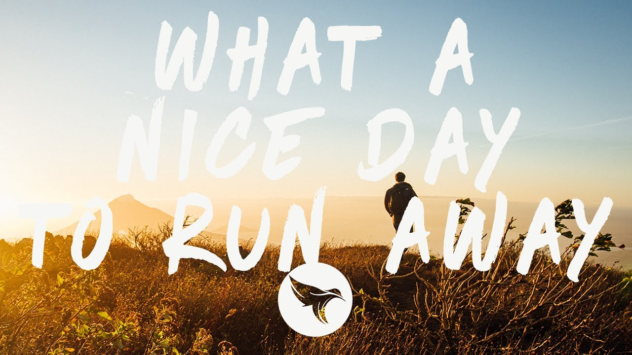 Fudasca - what a nice day to run away (Lyrics) ft. Resident, Jomie, Snøw