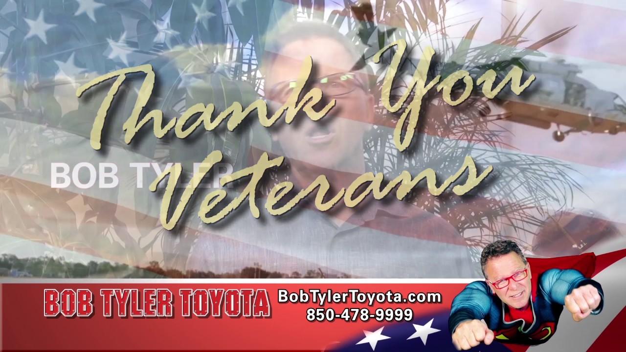 Attractive Veterans Day Sale At Bob Tyler Toyota   Pensacola, FL