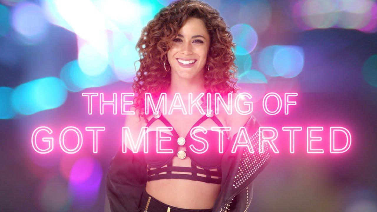 Making Of: GOT ME STARTED #GotMeStartedMakingOf | TINI