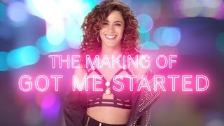 Making Of: GOT ME STARTED #GotMeStartedMakingOf | TINI