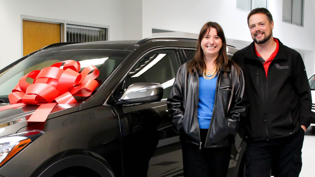Kim Bought A New 2014 Hyundai Santa Fe From Travis Greving At ...