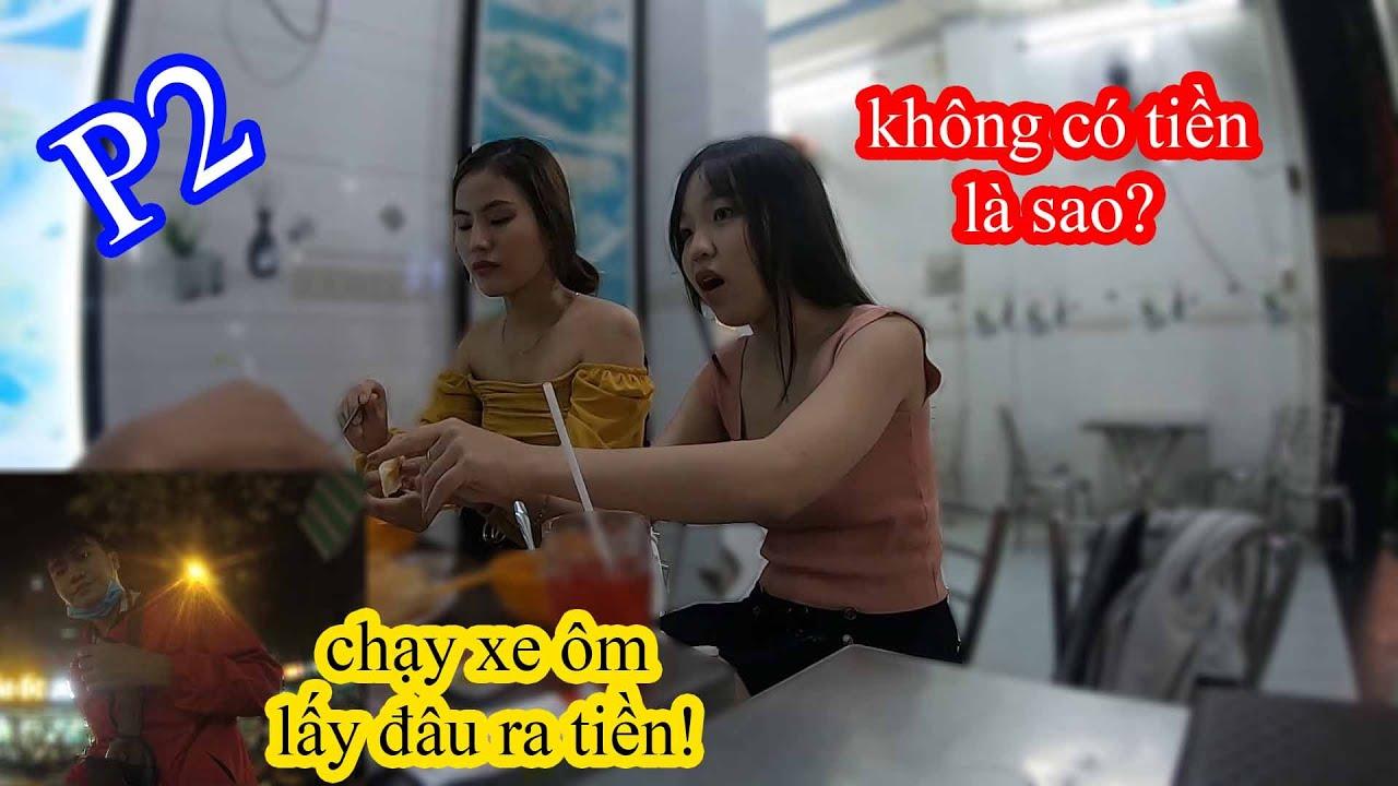 P2 - 2 Em G.ái Xinh Đẹp Tấn Công Anh Tài Xế T.ội Ngiệp | GoGo TV