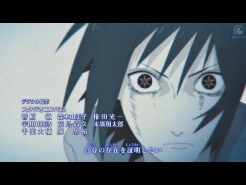Naruto Shippuden Ending 36 [60 FPS]