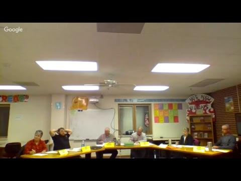 Stapleton Schools Board Meeting