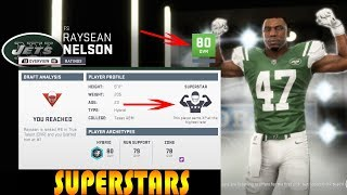 HOW TO DRAFT GUARANTEED SUPERSTARS AND GOOD PLAYERS IN MADDEN 19